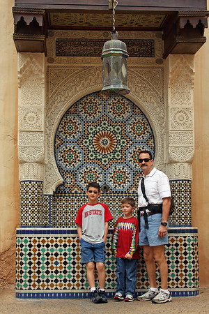 Morocco - Epcot World Showcase