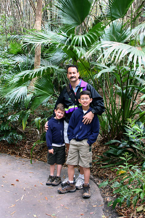 Pagani Forest Exploration Trail - Animal Kingdom