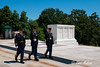 Changing of the Guard at Arlington National Cemetery in Arlington County, Virginia