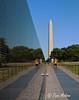 Lincoln Memorial, Washington DC and Washington Monument, Washington DC