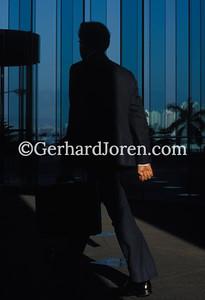 Businessman, Central, Hong Kong