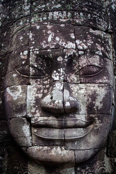 The Face of Cambodia