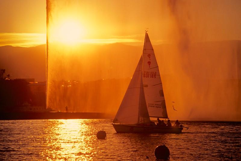 Jet d'eau Geneve