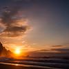 Nā Pali Coast Sunset
