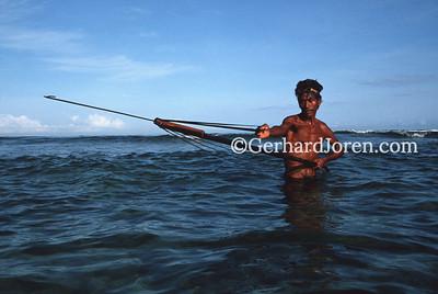 Fisherman, Dili, East Timor