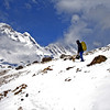 Ascent to Annapurna Base Camp