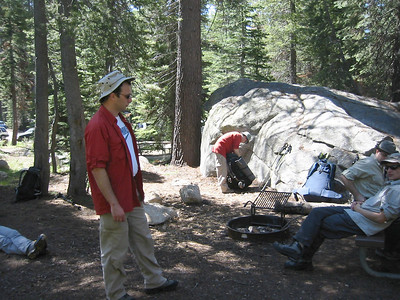 Emigrant Wilderness, Stanislaus National Forest, California, July 2-5, 2006