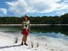 Basin Lake, Fraser Island, Australia 2008.