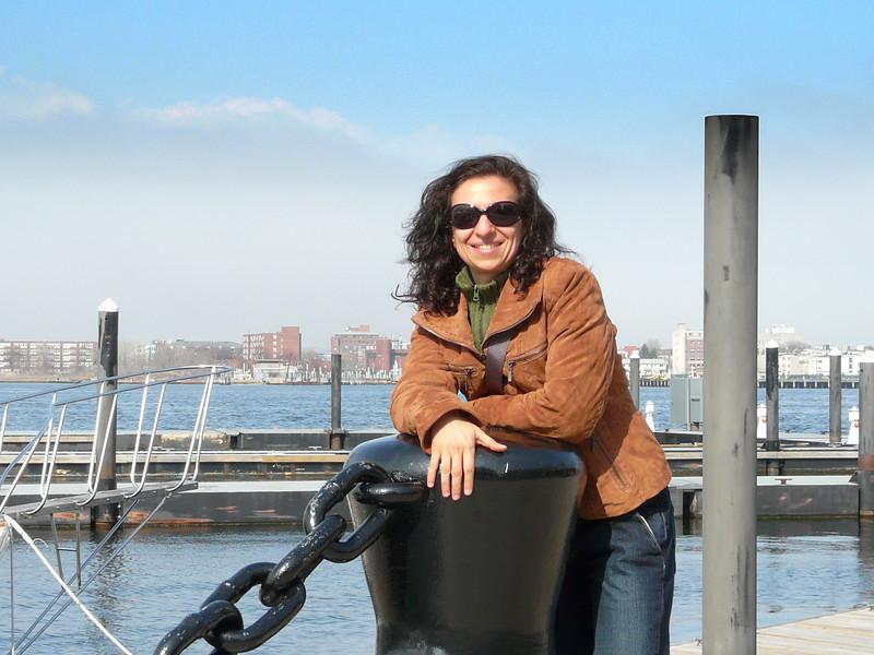 Boston, 2008.