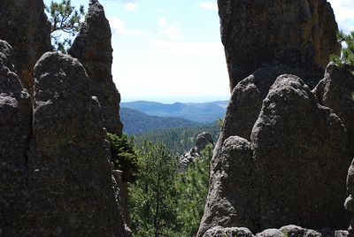More incredible views at Custer State Park, Custer, SD