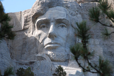 Mount Rushmore National Memorial, Custer, SD