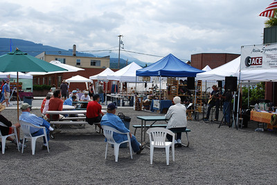 Saturday Market, Sequim, WA