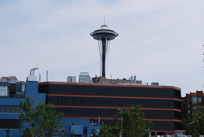 The Space Needle, Seattle, WA