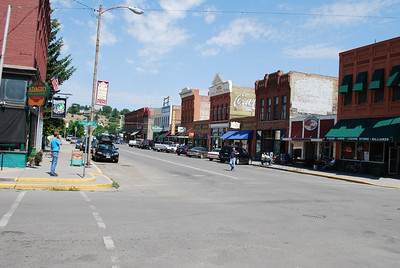 Downtown Livingston, MO