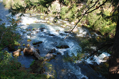 Rogue River Gorge, Prospect, OR