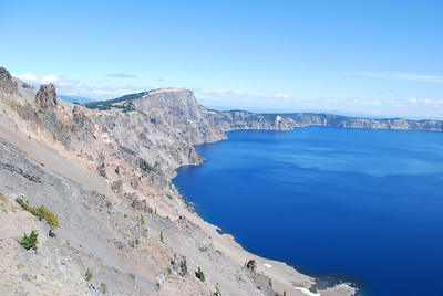 Crater Lake National Park, Crater Lake, OR
