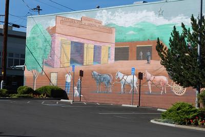Downtown Yreka, CA