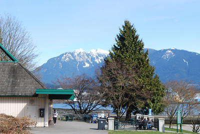 Stanley Park,  Gas Town, Vancouver BC 029
