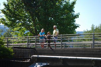 Stuart Family visit, 7-23-09 050