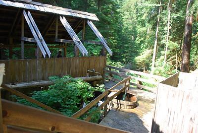 Bagby Hot Springs, Estacada OR 9-3-09 034