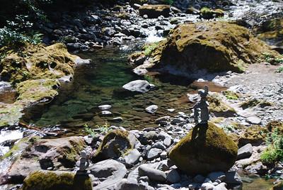Bagby Hot Springs, Estacada OR 9-3-09 025