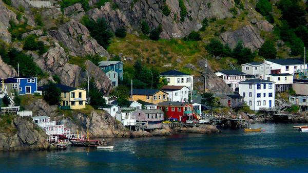 Around St.John's