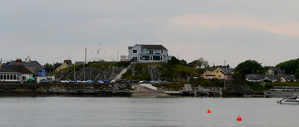 clubhouse of theTralee Bay Sailing Club.