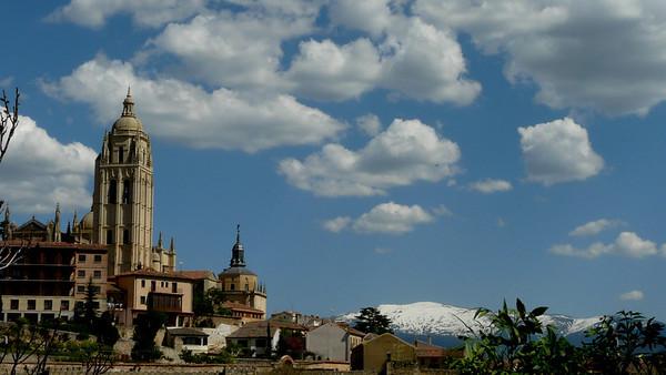 Avila and Segovia