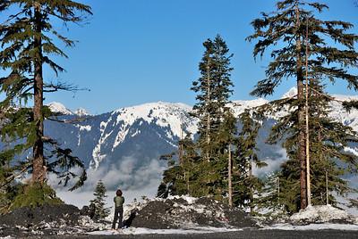 Mt. Baker - Whistler, November 28-29, 2009