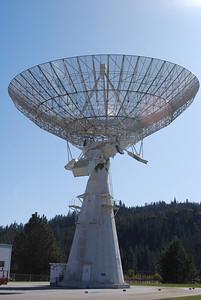 Oliver-Radio Telescope-Vernon, BC  10-11-09 013