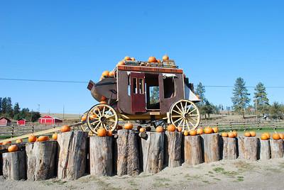 Log Barn Farm, Lake Mara  BC 10-12-09 001