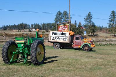 Log Barn Farm, Lake Mara  BC 10-12-09 002