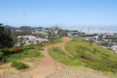 Mount Davidson, San Francisco, April 24, 2010