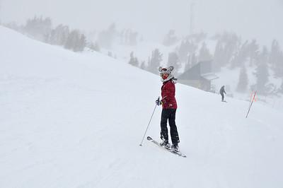 Mount Rose, November 26-28, 2010