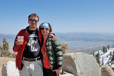 Mt. Rose, Tahoe, April 17-18, 2010