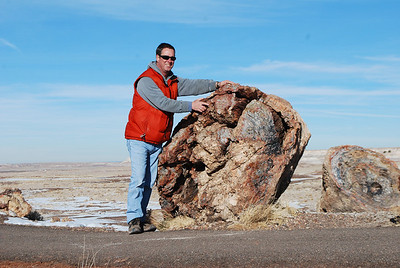 Sante Fe, NM, Moenkopi, Petrified Forest N P , AR 143