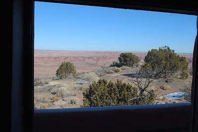 Sante Fe, NM, Moenkopi, Petrified Forest N P , AR 083