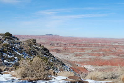 Sante Fe, NM, Moenkopi, Petrified Forest N P , AR 092
