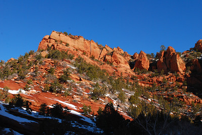 Kololob Canyon, Zion NP, Utah 015