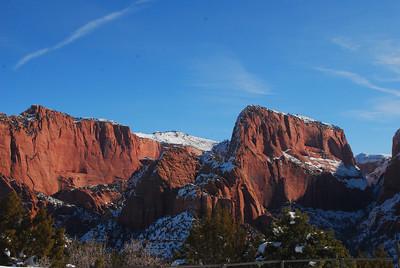 Kololob Canyon, Zion NP, Utah 002