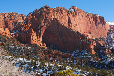 Kololob Canyon, Zion NP, Utah 009