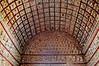 Ceiling of the Chapel of Bones, Faro.