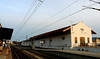 Faro train station.  Welcome to the Algarve.