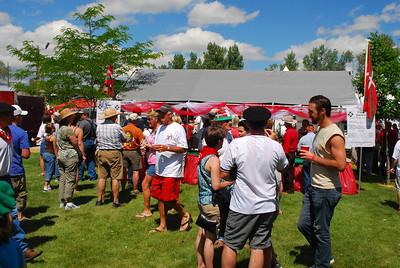 Basque Fest, Buffalo, WY 136
