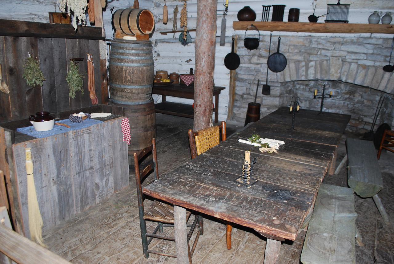 Old Fort, Shaker Village, Harrodsburg, KY 010