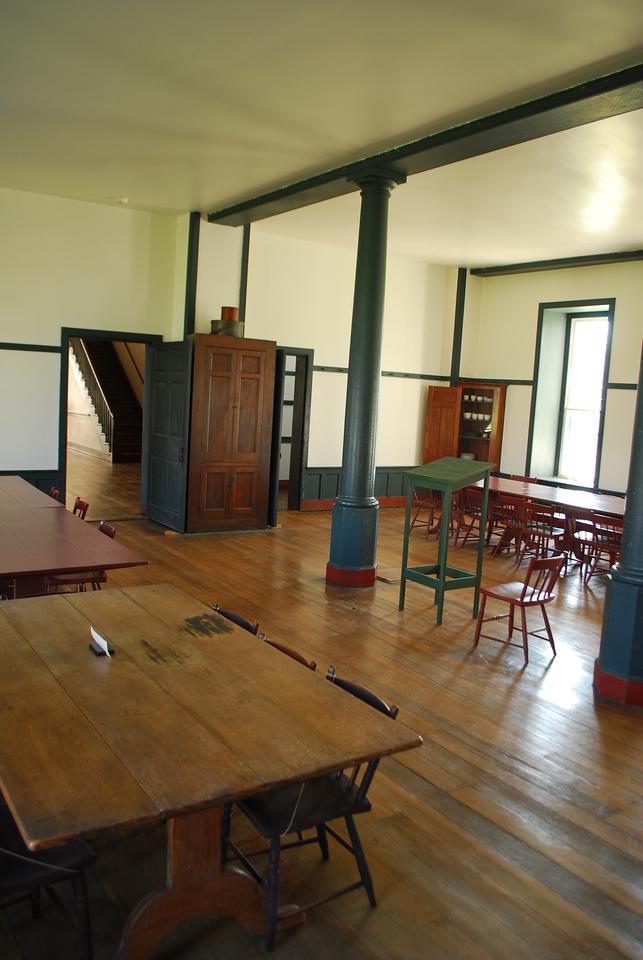 Old Fort, Shaker Village, Harrodsburg, KY 121