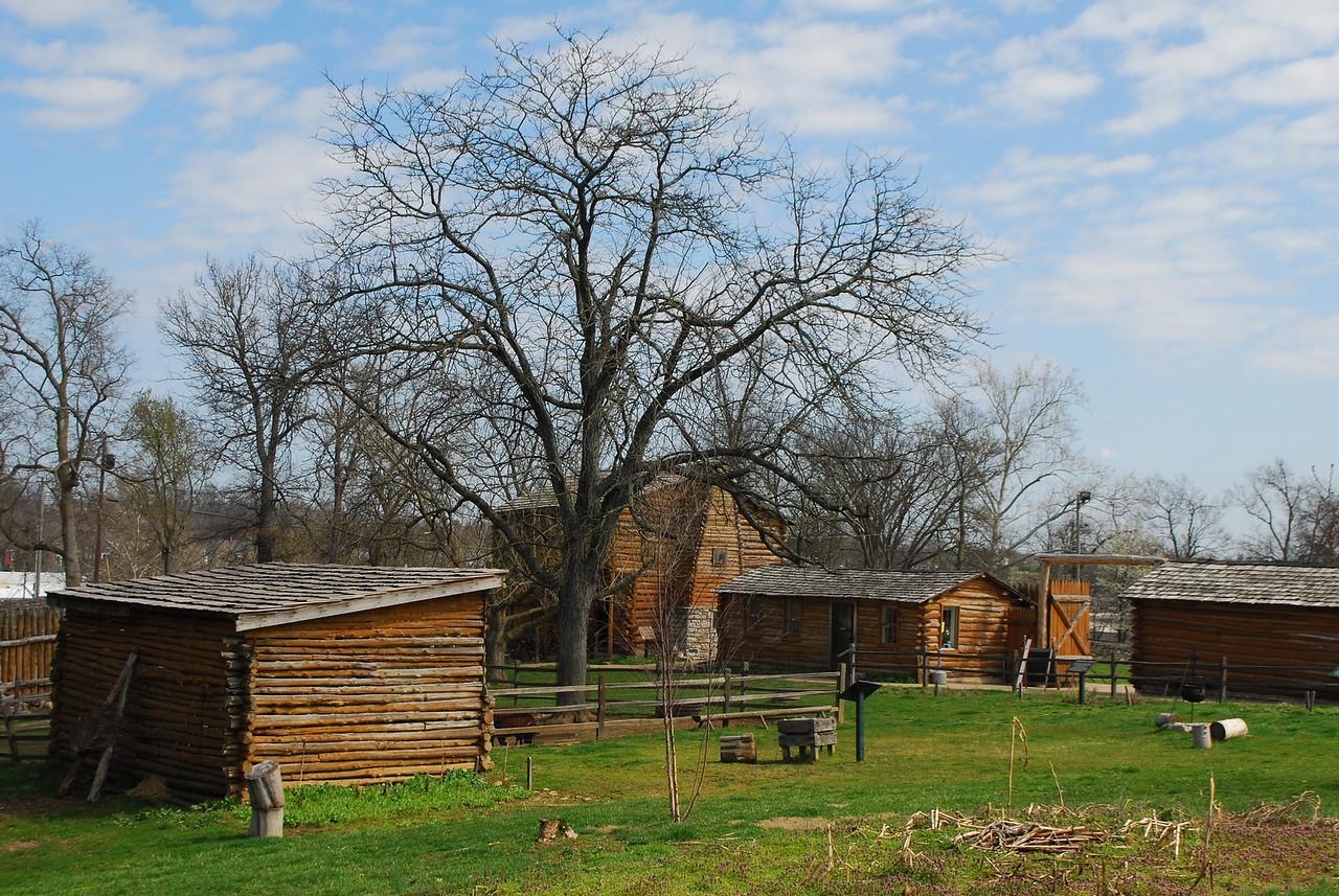 Old Fort, Shaker Village, Harrodsburg, KY 002