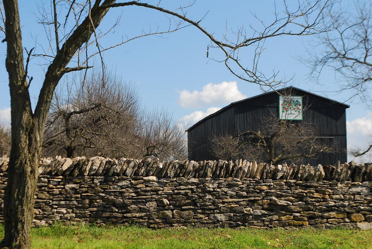 Old Fort, Shaker Village, Harrodsburg, KY 068