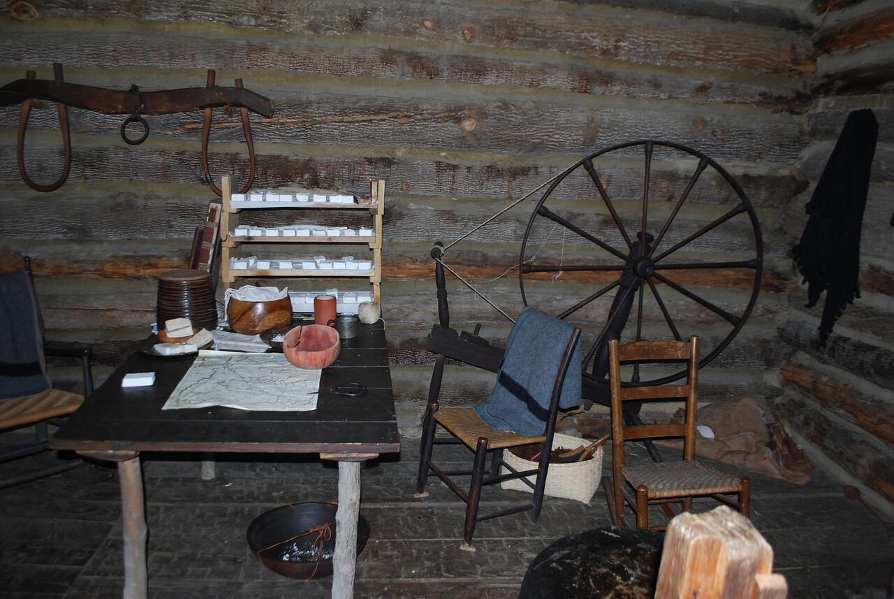 Old Fort, Shaker Village, Harrodsburg, KY 019