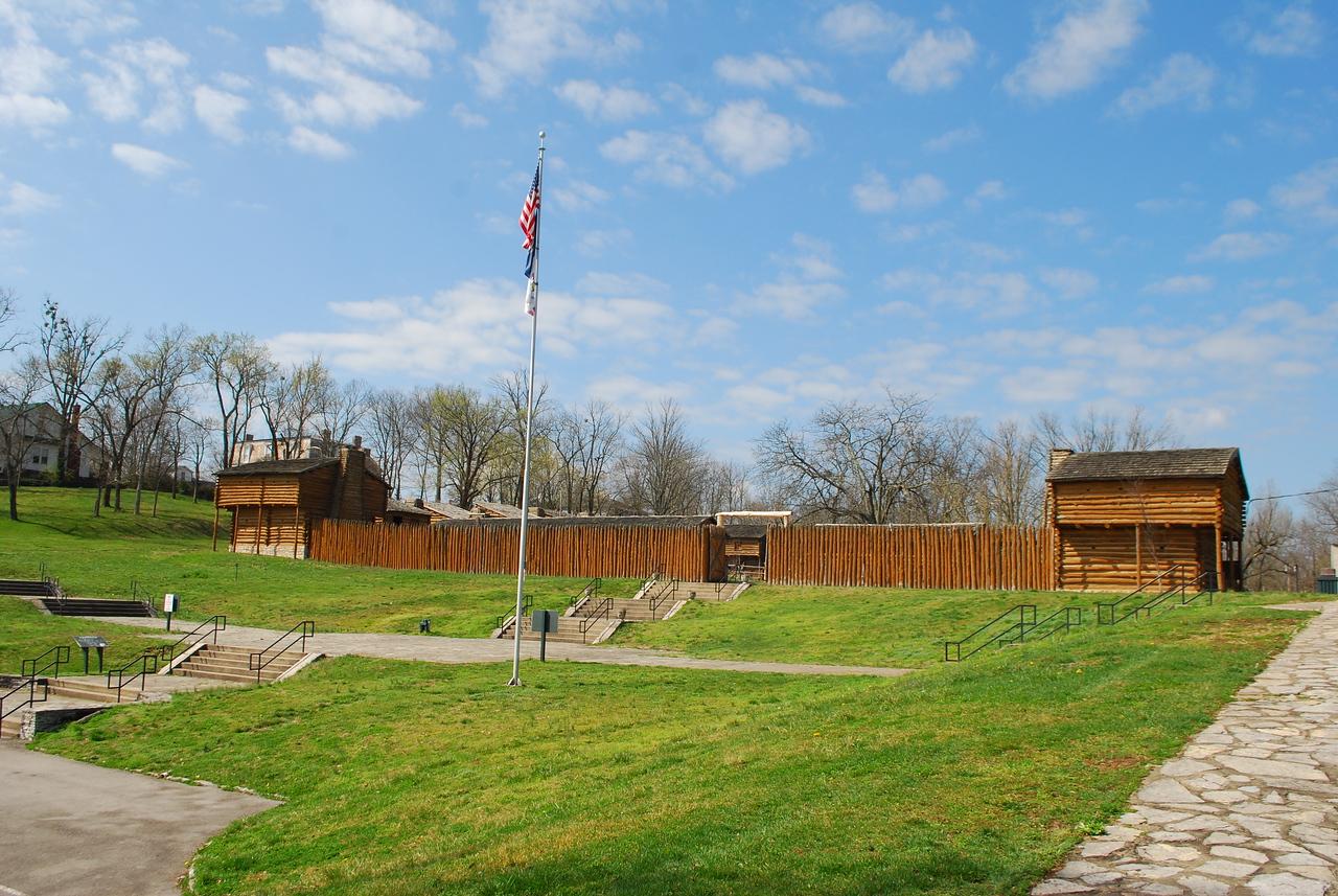 Old Fort, Shaker Village, Harrodsburg, KY 001
